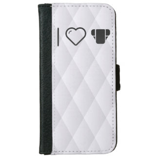 I Heart Adult Diapers iPhone 6 Wallet Case