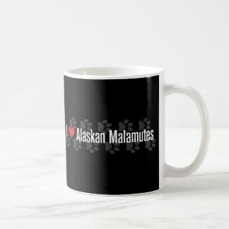 I (heart) Alaskan Malamutes Coffee Mug