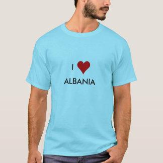 i heart albania T-Shirt