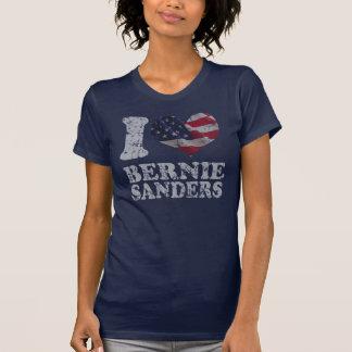 I Heart American Flag Bernie Sanders T-Shirt