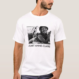 I HEART ANNE-CLAIRE T-Shirt