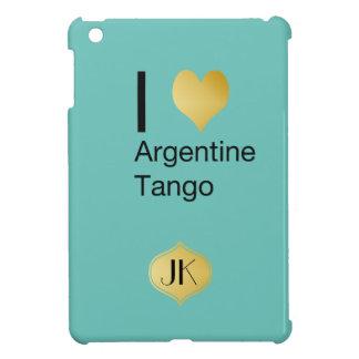 I Heart Argentine Tango Cover For The iPad Mini