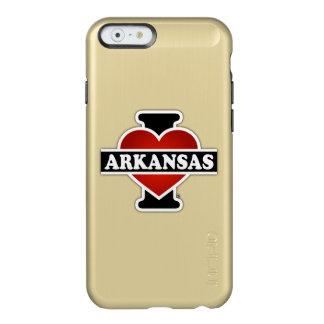 I Heart Arkansas Incipio Feather® Shine iPhone 6 Case