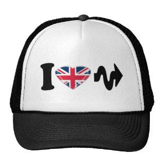 I Heart Arrow Him/Her Fun Design Cap