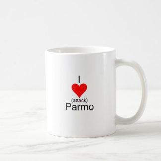 I Heart Attack Parmo Coffee Mug