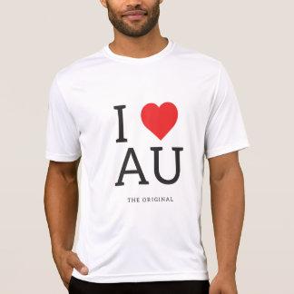 I Heart AU (Australia)   Love Australia Tees