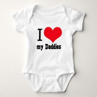 I HEART BABY BODYSUIT