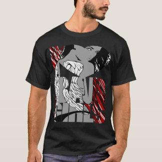 I Heart Bad Girls 2.1 - Black T-Shirt