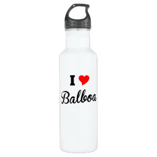 I Heart Balboa 710 Ml Water Bottle
