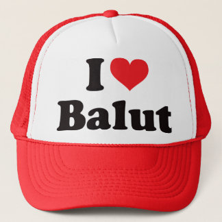 I Heart Balut Trucker Hat
