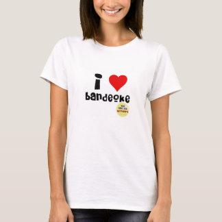 I heart Bandeoke T-Shirt