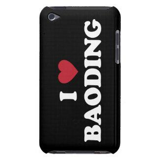 I Heart Baoding China iPod Touch Cases