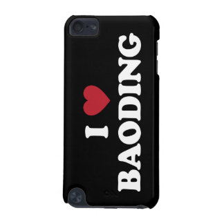 I Heart Baoding China iPod Touch 5G Cover