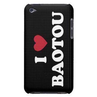 I Heart Baotou China iPod Touch Case-Mate Case
