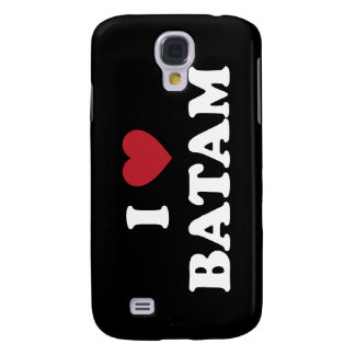 I Heart Batam Indonesia Galaxy S4 Case
