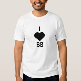 I Heart BB T-Shirt