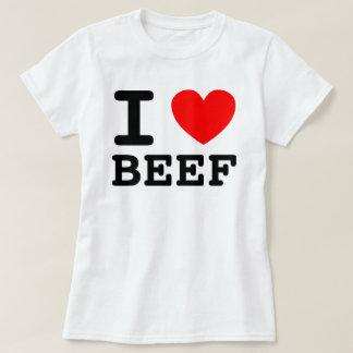 I Heart Beef Shirt
