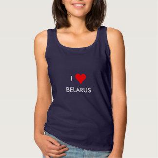i heart belarus singlet