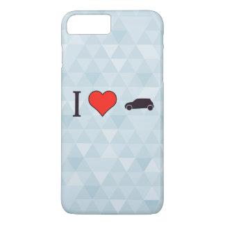 I Heart Black Cars iPhone 7 Plus Case