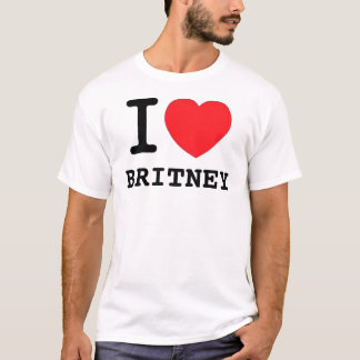 I (Heart) Britney T-Shirt