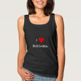 i heart bulgaria singlet