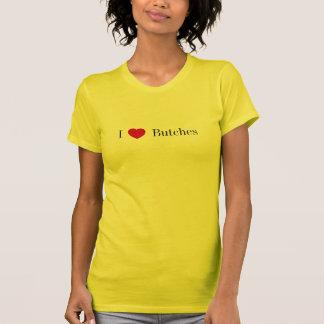 I heart Butches basic T-Shirt