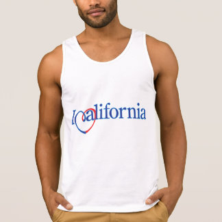I Heart California Singlet