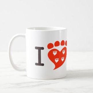 I Heart Canine Science Mug