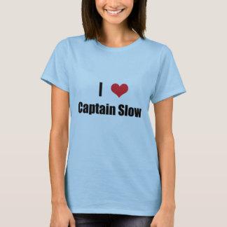 I Heart Captain Slow T-Shirt