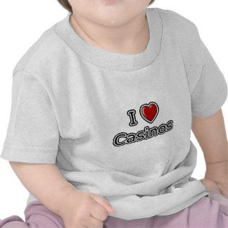 I Heart Casinos T-shirt