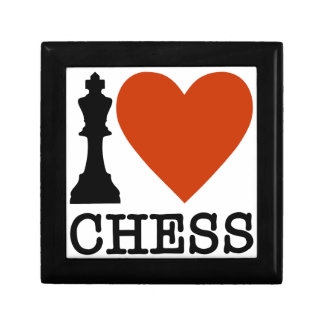 I Heart Chess Gift Box