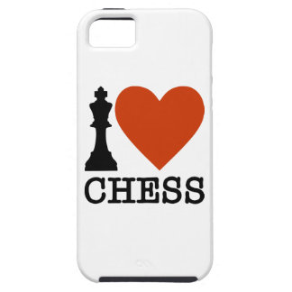 I Heart Chess iPhone 5 Cases