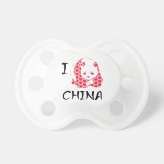 I heart China Dummy