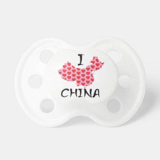 I heart China map Dummy