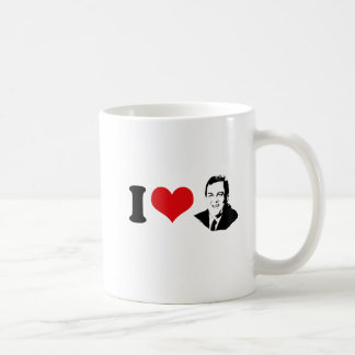 I HEART CHRISTIE 2012 COFFEE MUG