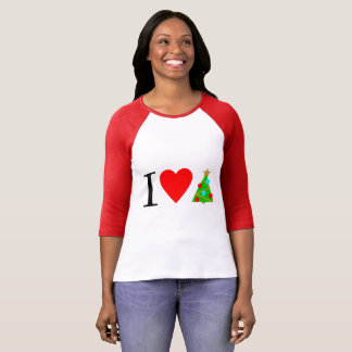 I Heart Christmas T-Shirt