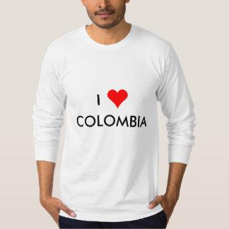 i heart colombia T-Shirt