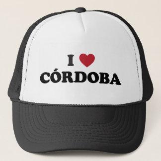I Heart Córdoba Argentina Trucker Hat