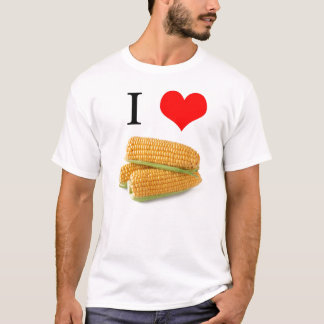 I *heart* corn T-Shirt