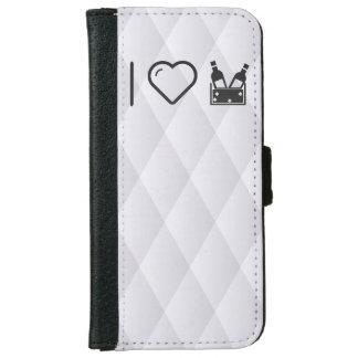 I Heart Couple Liquors iPhone 6 Wallet Case