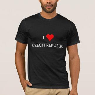 i heart czech republic T-Shirt