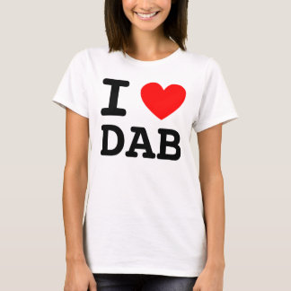 I Heart Dab Shirt