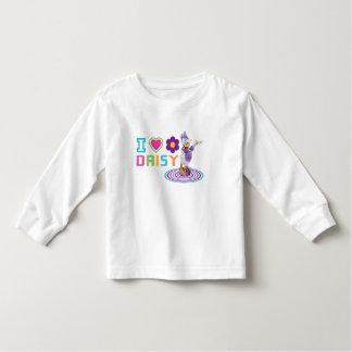 I Heart Daisy Duck Toddler T-Shirt