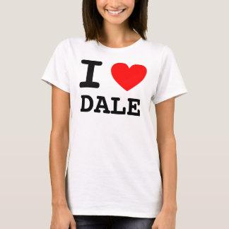 I Heart DALE T-Shirt