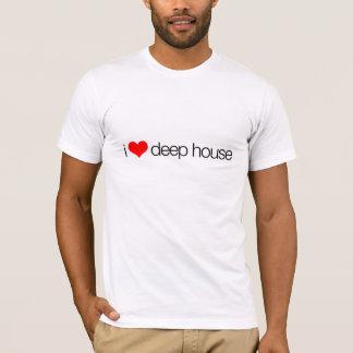 I Heart Deep House T-Shirt