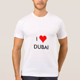 i heart dubai T-Shirt