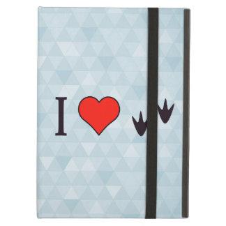 I Heart Ducks iPad Air Cases