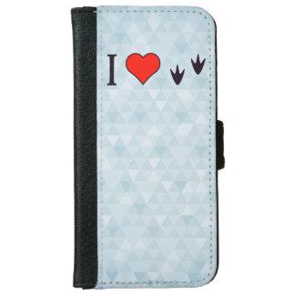 I Heart Ducks iPhone 6 Wallet Case