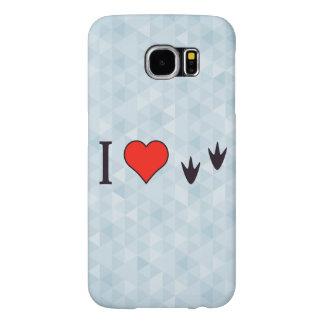 I Heart Ducks Samsung Galaxy S6 Cases