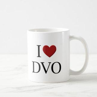 I Heart DVO Coffee Mug